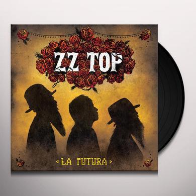 ZZ Top LA FUTURA Vinyl Record