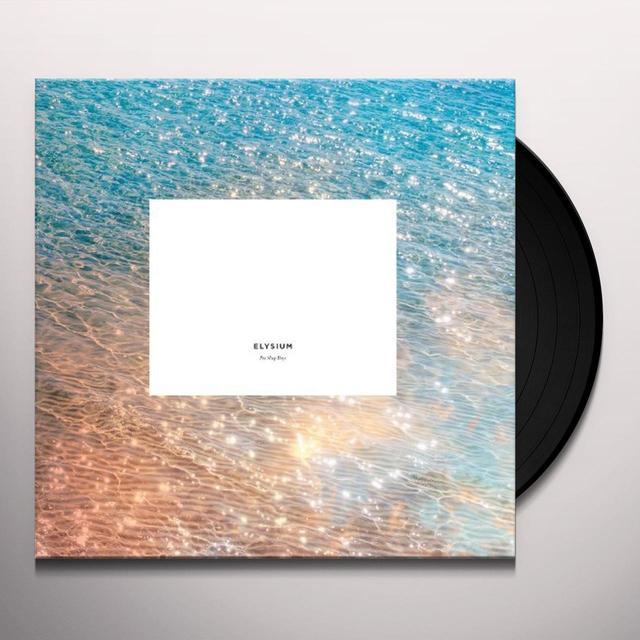 Pet Shop Boys ELYSIUM Vinyl Record