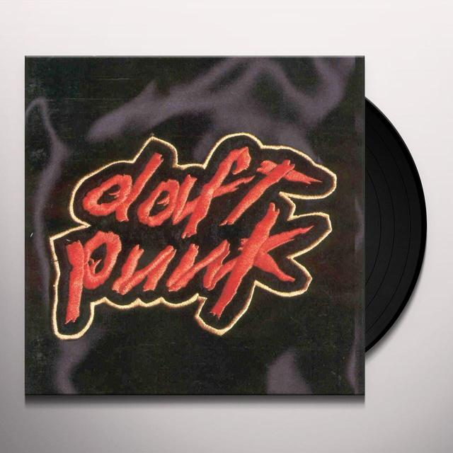 Daft Punk HOMEWORK Vinyl Record - Limited Edition