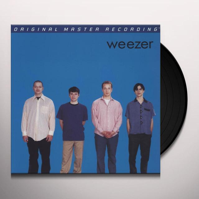 WEEZER ( BLUE ALBUM ) Vinyl Record - Limited Edition, 180 Gram Pressing, Remastered