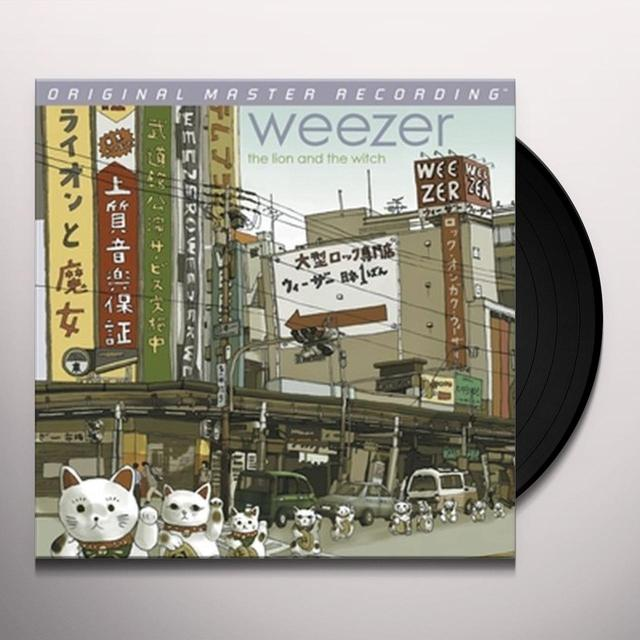 Weezer LION & THE WITCH Vinyl Record - Limited Edition, 180 Gram Pressing, Remastered