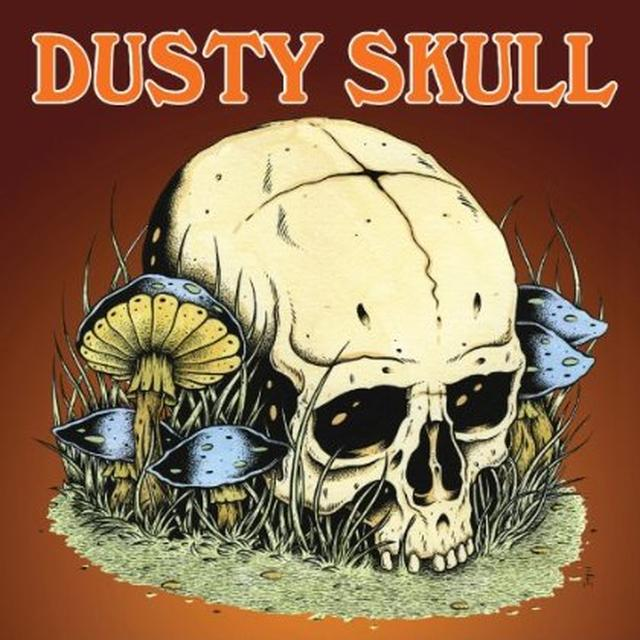 Dusty Skull TOSSED & LOST Vinyl Record