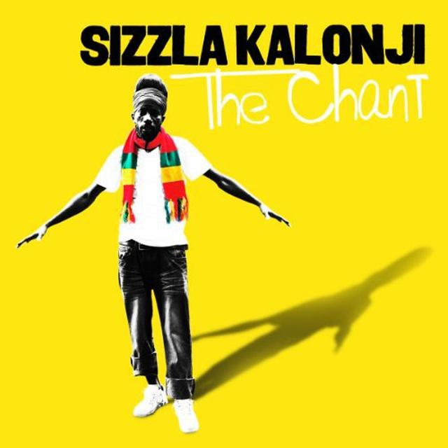 Sizzla CHANT Vinyl Record - w/CD