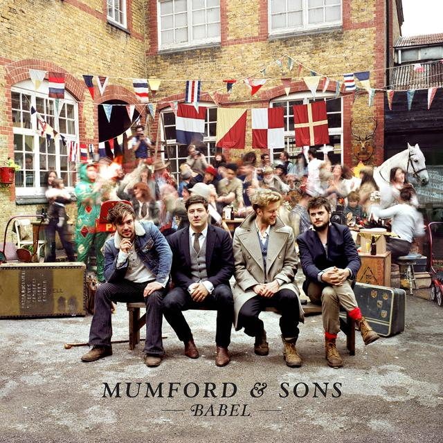 Mumford & Sons BABEL Vinyl Record