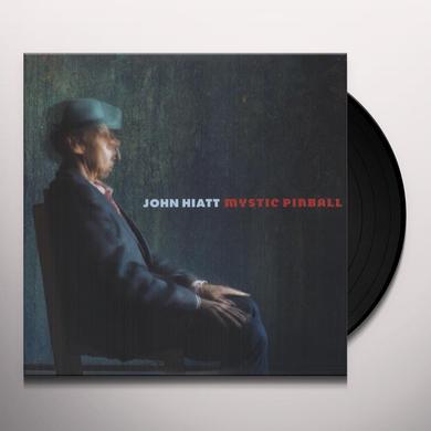 John Hiatt MYSTIC PINBALL Vinyl Record