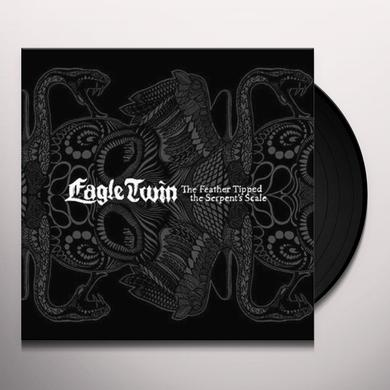 Eagle Twin FEATHER TIPPED THE SERPENT SCALE Vinyl Record - Deluxe Edition