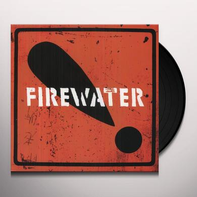 Firewater INTERNATIONAL ORANGE Vinyl Record