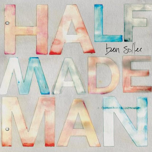 Ben Sollee HALF MADE MAN Vinyl Record