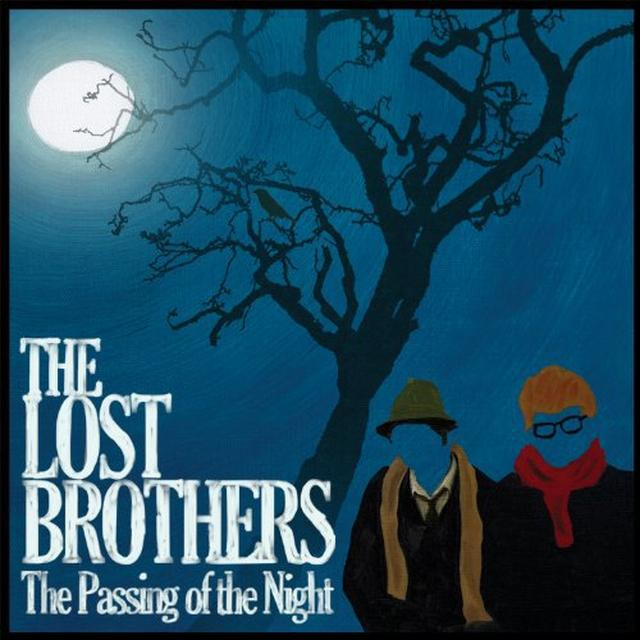 THE LOST BROTHERS PASSING OF THE NIGHT Vinyl Record