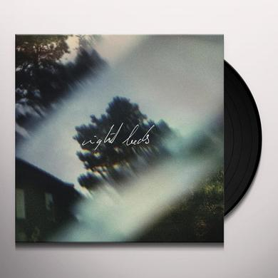 Nights Beds EVEN IF WE TRY / YOU WERE AFRAID Vinyl Record