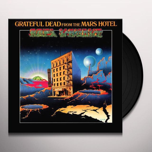 Grateful Dead FROM THE MARS HOTEL Vinyl Record - Limited Edition, 180 Gram Pressing