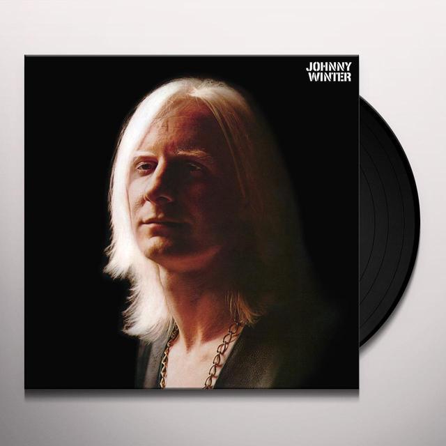 JOHNNY WINTER Vinyl Record - Limited Edition, 180 Gram Pressing