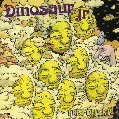 Dinosaur Jr. I BET ON SKY Vinyl Record