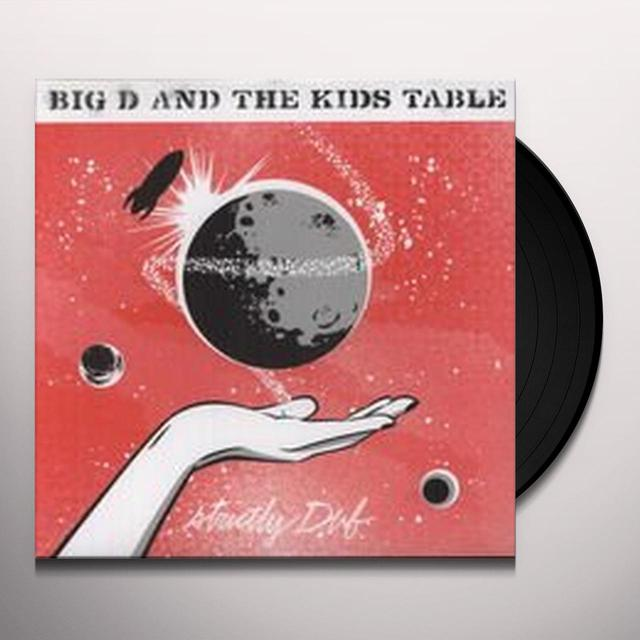 Big D & Kids Table BUILT UP FROM NOTHING: STRICTLY DUB Vinyl Record - MP3 Download Included
