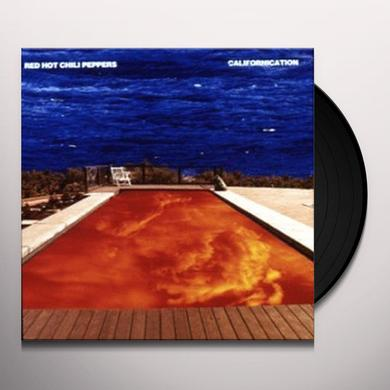 Red Hot Chili Peppers CALIFORNICATION Vinyl Record - 180 Gram Pressing