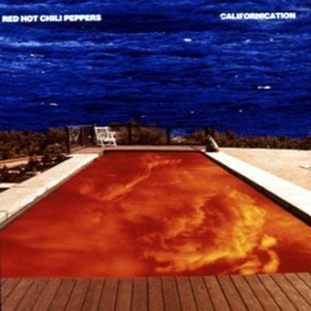 Red Hot Chili Peppers CALIFORNICATION Vinyl Record
