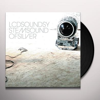 Lcd Soundsystem SOUND OF SILVER Vinyl Record - Limited Edition