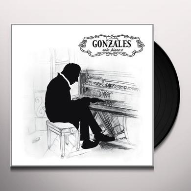 Chilly Gonzales SOLO PIANO II Vinyl Record