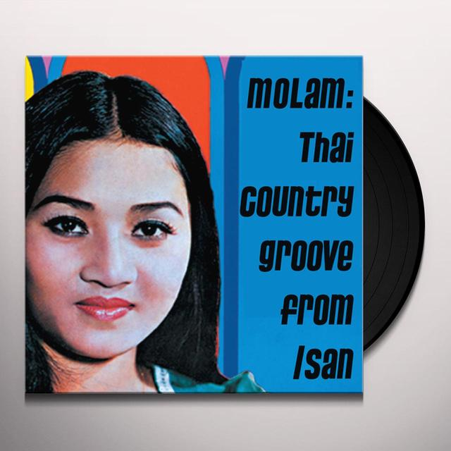 MOLAM: THAI COUNTRY GROOVE FROM ISAN / VARIOUS Vinyl Record