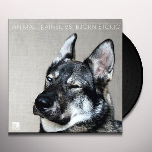 Bjorn Animal Trainer / Storig ANIMAL TRAINER VS BJORN STORIG (EP) Vinyl Record