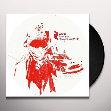 Anonym FLIVVERS 2 (EP) Vinyl Record