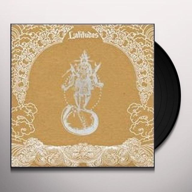 Bardo Pond YNTRA Vinyl Record