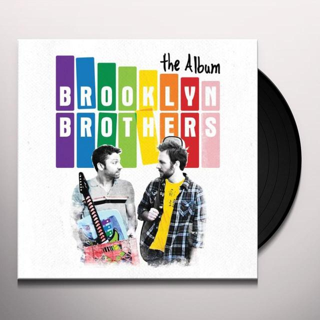 Brooklyn Brothers ALBUM Vinyl Record
