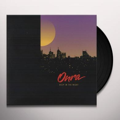 Onra DEEP IN THE NIGHT Vinyl Record