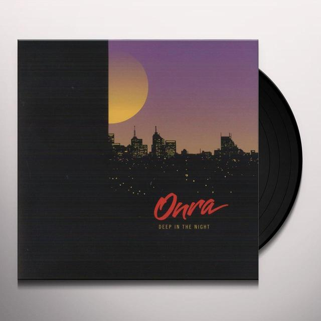 Onra DEEP IN THE NIGHT (EP) Vinyl Record