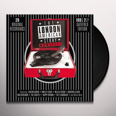 LONDON AMERICAN RARITIES / VARIOUS Vinyl Record - 180 Gram Pressing