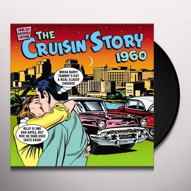 CRUSIN STORY 1960 / VARIOUS Vinyl Record - UK Import