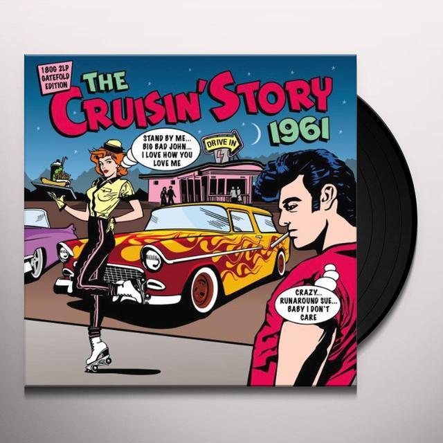 CRUSIN STORY 1961 / VARIOUS Vinyl Record - UK Import