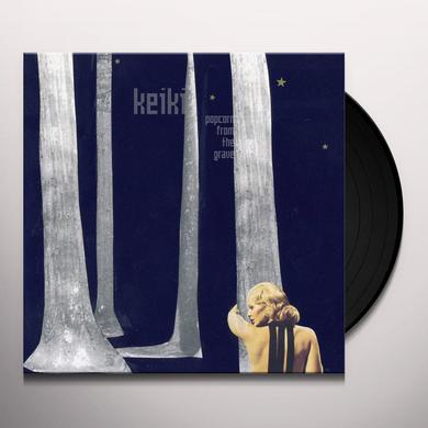 Keiki POPCORN FROM THE GRAVE Vinyl Record