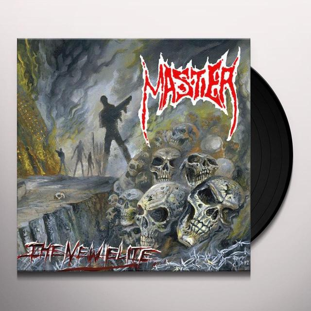 Master NEW ELITE Vinyl Record - Limited Edition