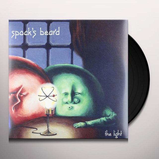 Spock'S Beard LIGHT Vinyl Record - 180 Gram Pressing