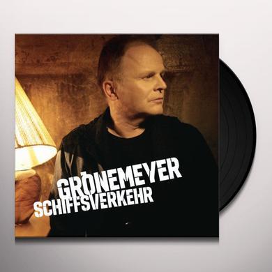 Herbert Gronemeyer SCHIFFSVERKEHR Vinyl Record