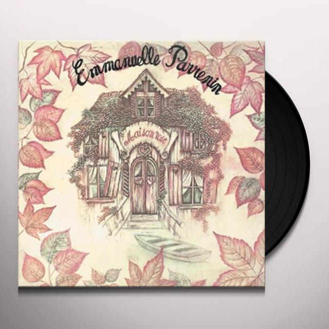 Parrenin.Emmanuelle MAISON ROSE Vinyl Record - Limited Edition