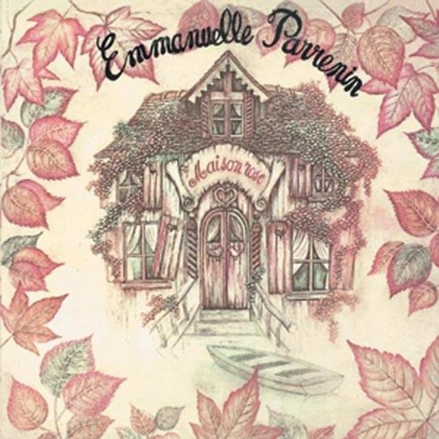 Parrenin.Emmanuelle MAISON ROSE Vinyl Record - Limited Edition