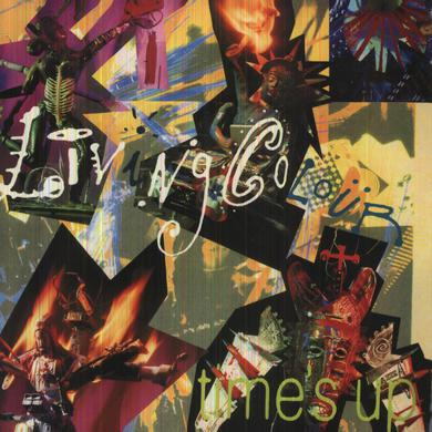 Living Colour TIME'S UP Vinyl Record