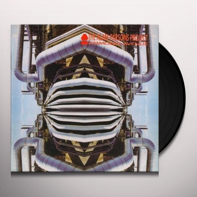 Alan Parsons AMMONIA AVENUE Vinyl Record