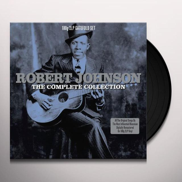 Robert Johnson COMPLETE COLLECTION Vinyl Record - UK Import