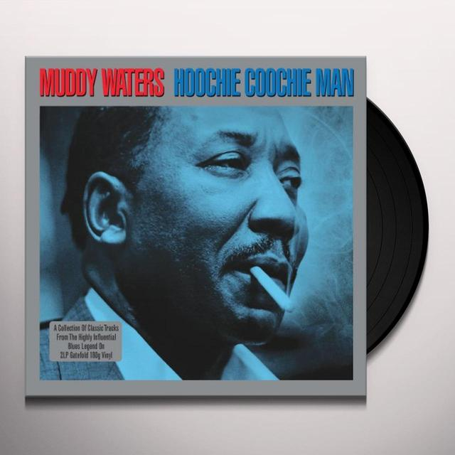 Muddy Waters HOOCHIE COOCHIE MAN Vinyl Record - UK Import