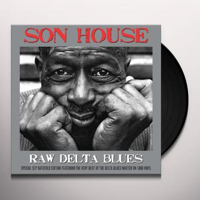 Son House RAW DELTA BLUES Vinyl Record - UK Import
