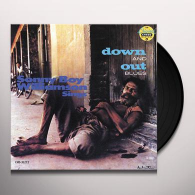 Sonny Boy Williamson DOWN & OUT BLUES Vinyl Record