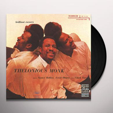 Thelonious Monk BRILLIANT CORNERS Vinyl Record