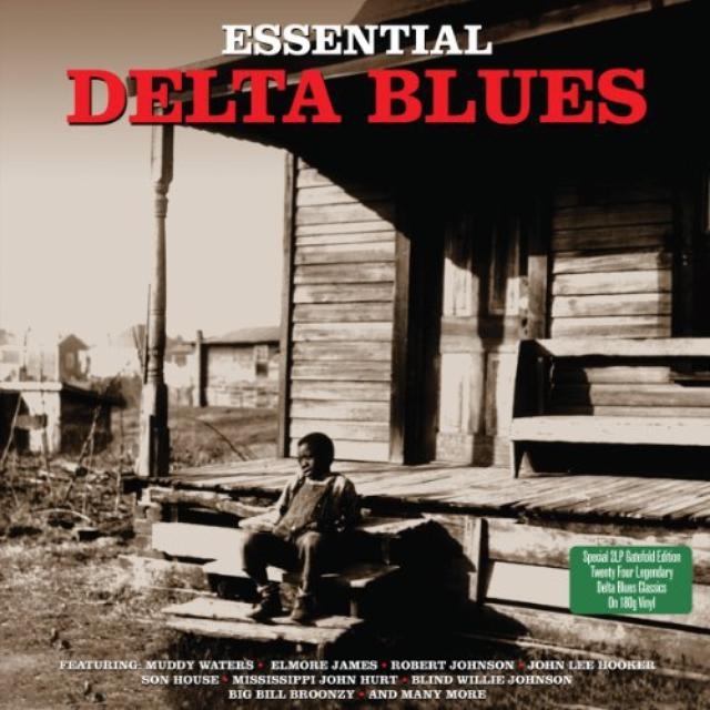 Essential Delta Blues / Various