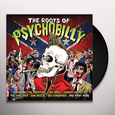 ROOTS OF PSYCHOBILLY / VARIOUS Vinyl Record - 180 Gram Pressing