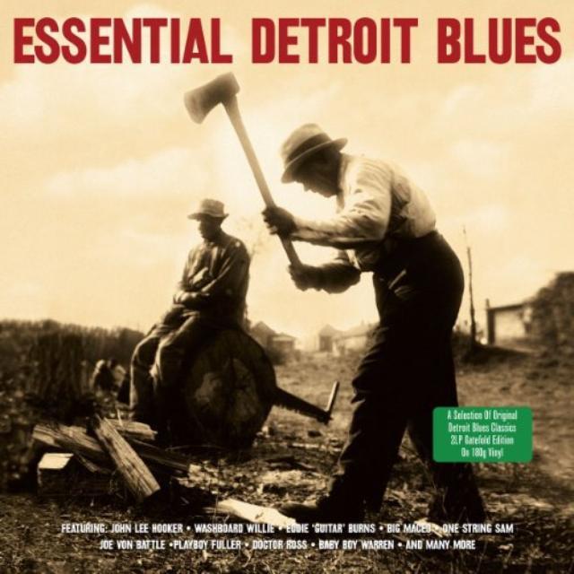 Essential Detroit Blues / Various