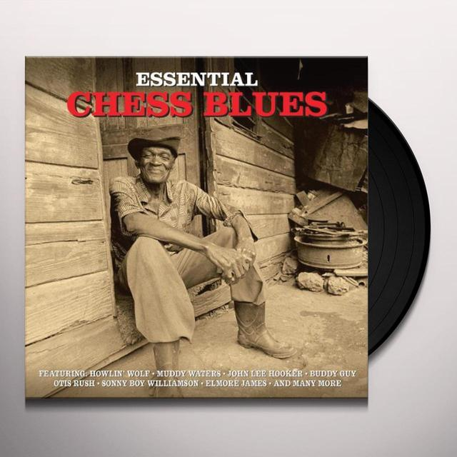 ESSENTIAL CHESS BLUES / VARIOUS Vinyl Record
