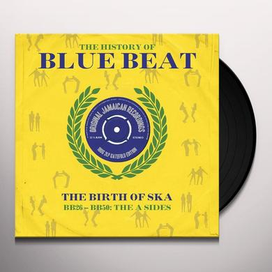 HISTORY OF BLUEBEAT: BB26 - BB50 / VARIOUS Vinyl Record